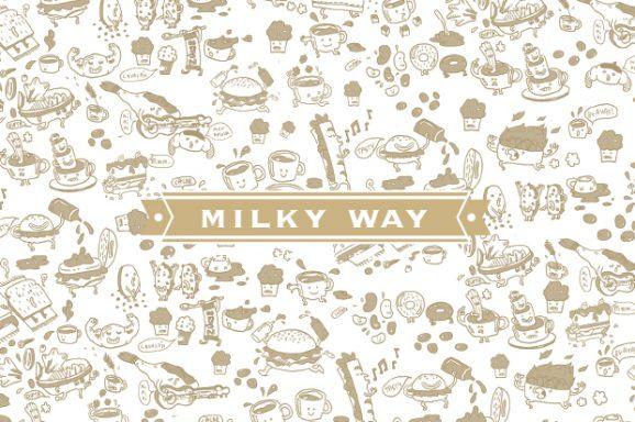 Milky Way Coffee
